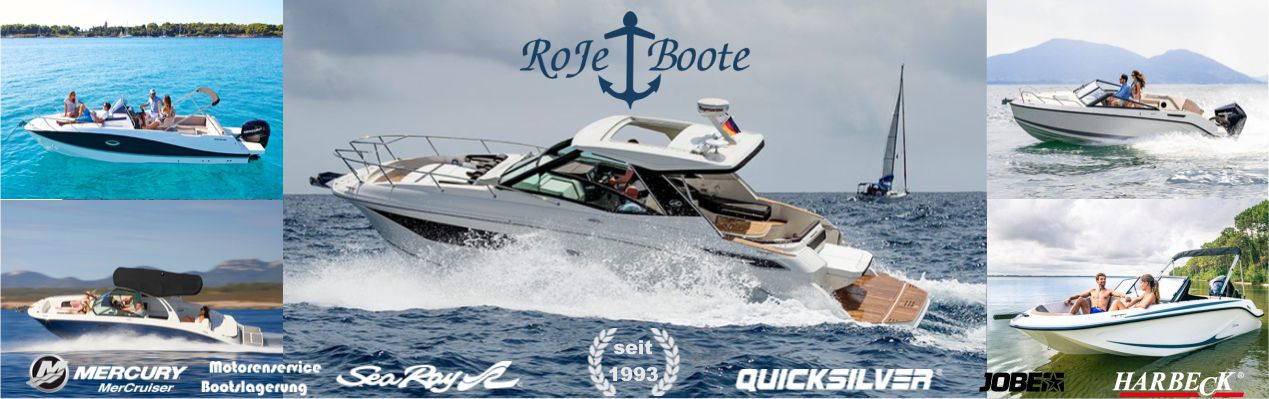 RoJe Boote Allensbach am Bodensee